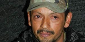 """'Hermides', o alias el """"Mocho"""" jefe guerrillero, señalado de ordenar la muerte de varios policías en Córdoba. Foto El Tiempo."""