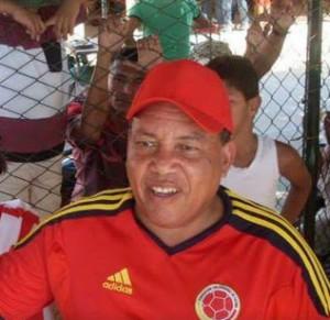 Él es José Aguirre Salas, presunto incitador de la asonada de ayer en Planeta Rica.